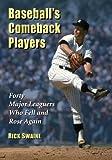 Baseball's Comeback Players, Rick Swaine, 0786476540