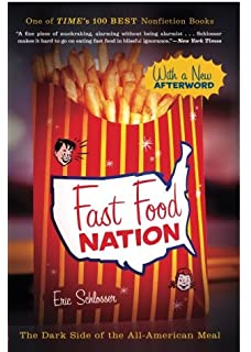 amazon com the social psychology of health essays and readings  fast food nation the dark side of the all american meal