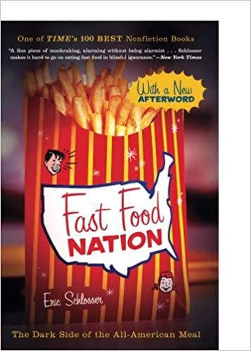 fast food nation the dark side of the all american meal eric fast food nation the dark side of the all american meal eric schlosser 8601411120169 books ca