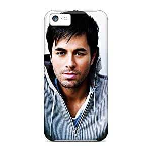 New Arrival Cases Covers With CzS6396nlfU Design For Iphone 5c- Enrique Miguel Iglesias
