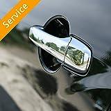 Automotive Exterior Car Door Handle Replacement - In Home
