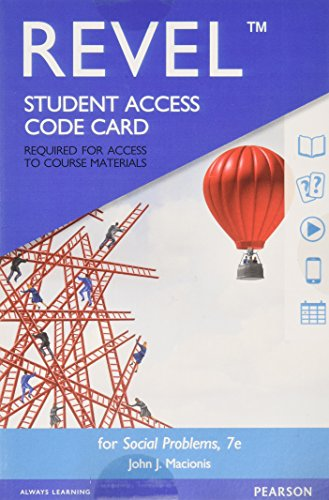 Social Problems Revel Access