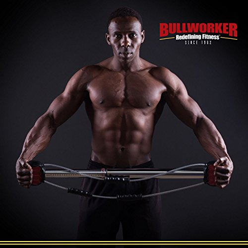 "Isometric Exercises Equipment: Bullworker 36"" Bow Classic -Full Body Workout- Portable"