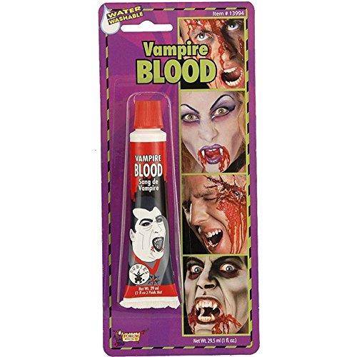 Forum Novelties Vampire Blood Tube