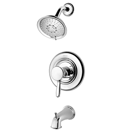 Pfister R90 TD2C Universal Tub And Shower Trim Only Chrome Finish