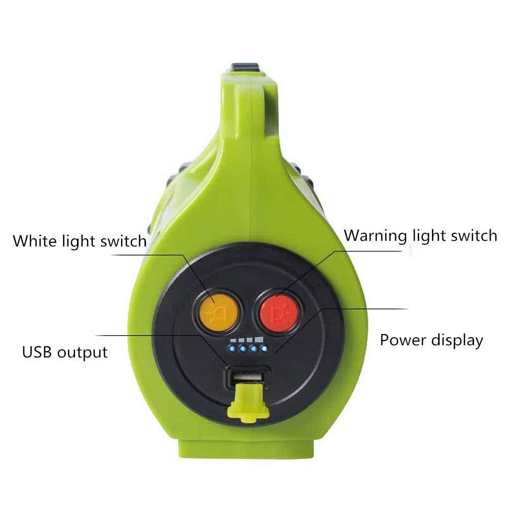 33b9ccdc6 ... YYBT LED Que acampa la luz, antorcha de la Emergencia, Emergencia,  Emergencia, ...