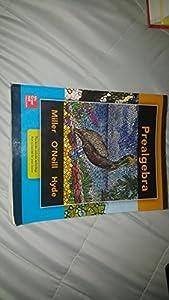 Loose Leaf Prealgebra Book
