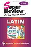 img - for Latin Super Review (Super Reviews Study Guides) book / textbook / text book