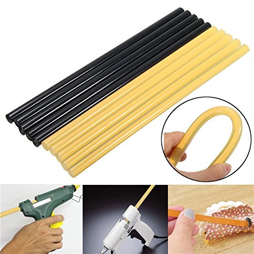 10Pcs 270mm Glue Sticks Paintless Dent Repair Removal PDR Tools - American Glasses All Repair