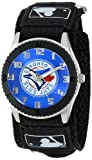 "Game Time Unisex MLB-ROB-TOR""Rookie Black"" Watch - Toronto Blue Jays"