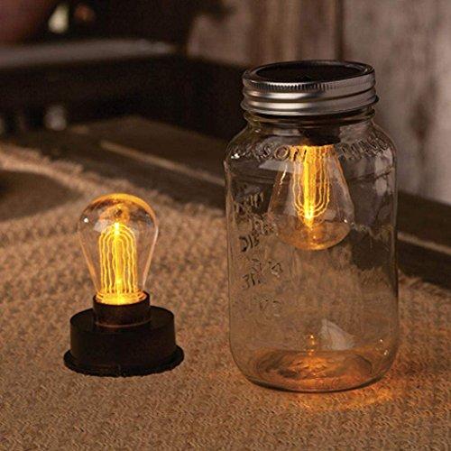 Jar Lamp Base - 9