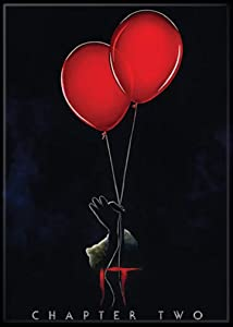 "Ata-Boy IT Chapter 2 Movie Poster 2.5"" x 3.5"" Magnet for Refrigerators and Lockers"