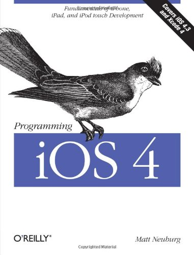 [PDF] Programming iOS 4: Fundamentals of iPhone, iPad, and iPod Touch Development Free Download | Publisher : O'Reilly Media | Category : Computers & Internet | ISBN 10 : 1449388434 | ISBN 13 : 9781449388430