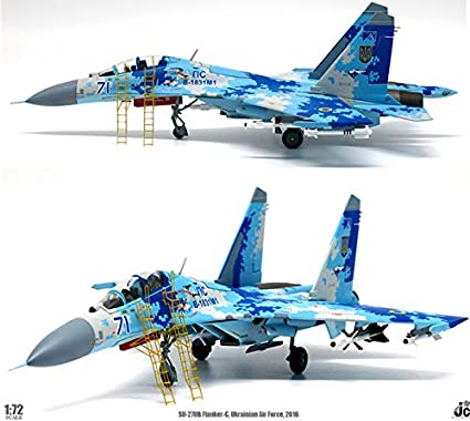 Amazon Com Jc Wings Su27ub Su27fighter Plane Kinwood Air Force 1