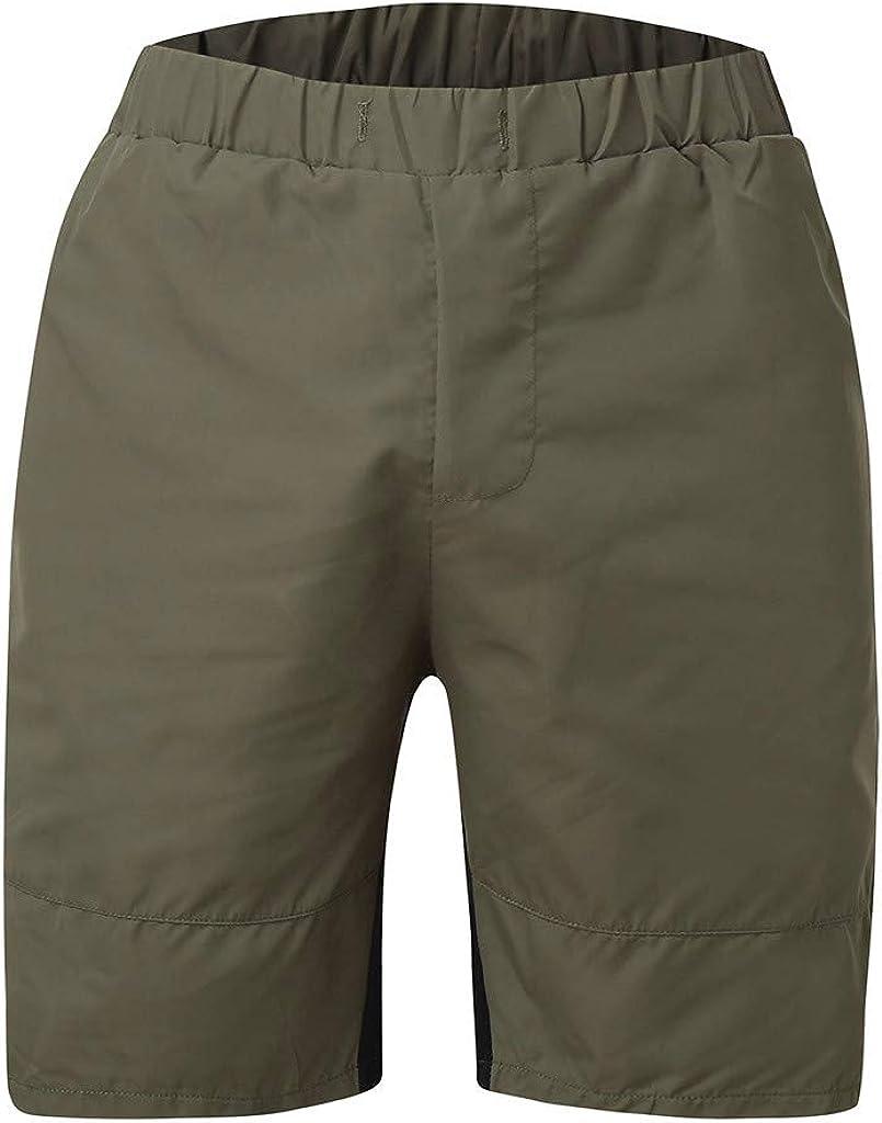 Pantalones Cortos de los Hombres Doble absorción del Sudor ...