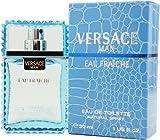 Versace Man Eau Fraiche by Gianni Versace For Men. Eau De Toilette Spray 1-Ounce