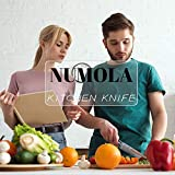 Numola 8 Inch Boxed Chef Knife, Anti-Rust Kitchen