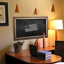 Rayne Mirrors American Made Canyon Blackboard/Chalkboard, 36