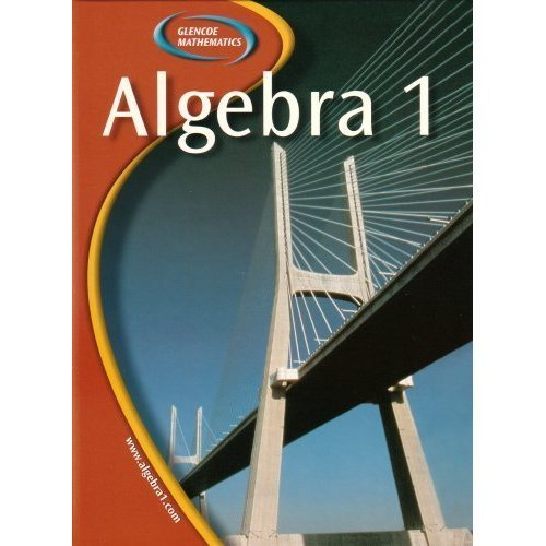 Algebra 1: Teachers Wraparound Edition