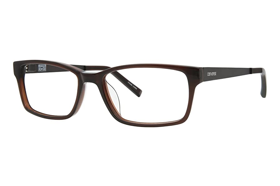 Converse Q032 UF Mens Eyeglass Frames - Brown at Amazon Men\'s ...