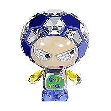 Swarovski Colored Crystal Figurine ELIOT Soccer #5055930