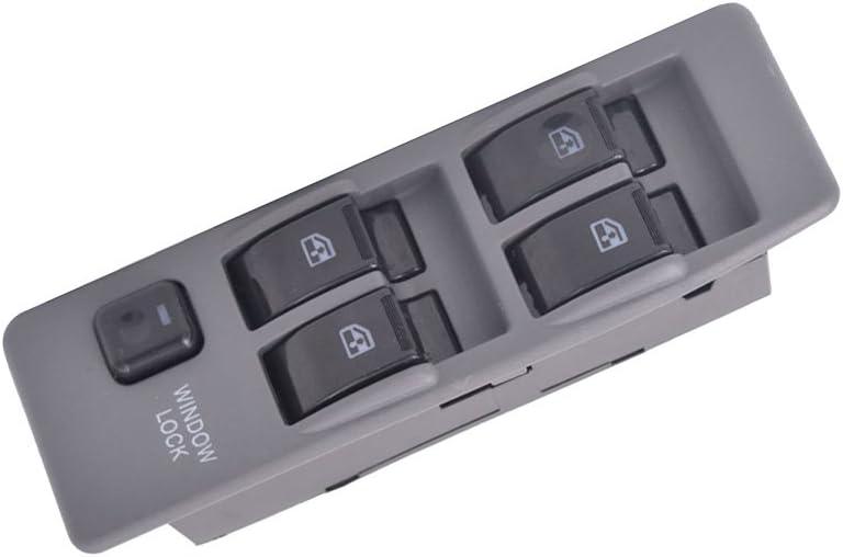 SDENSHI Commutateur De Fen/être Lat/érale Avant Gauche pour 1991-1999 Para Mitsubishi Pajero V31 V32
