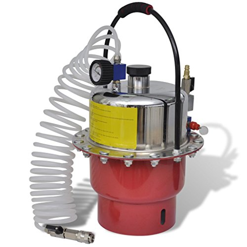 Festnight Pneumatic Air Pressure Bleeder Tool Set Brake Bleeding Garage Workshop Mechanics by Festnight (Image #2)