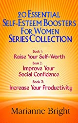 20 Essential Self-Esteem Boosters for Women: Series Collection