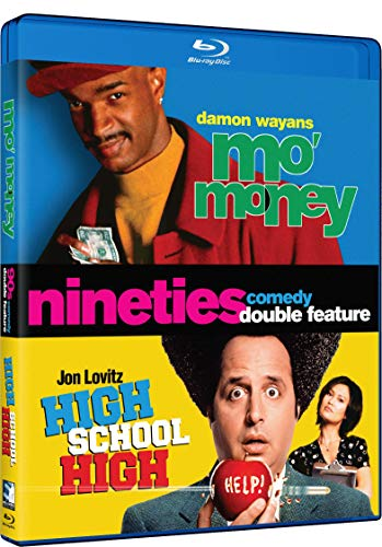 Mo' Money & High School High – Double Feature [Blu-ray]