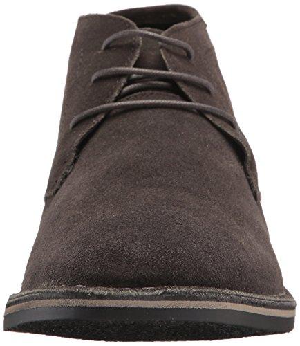 Grey Hacksaw Suede Boot Steve Madden Men's Chukka Dark 7qFC8w
