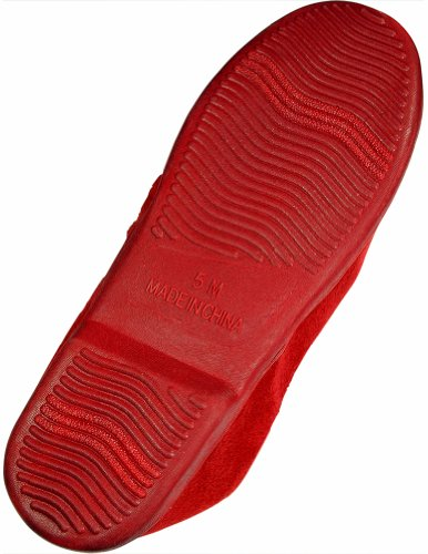 Slippers Red Dockers Dockers Ladies Ladies Slippers FwqO4Wp6F