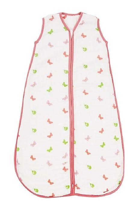 El saco de dormir de verano Slumbersac para bebés, de aprox. 0.5 Tog –