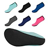 5-equick-water-socks-updated-version-durable-sole-barefoot-aqua-sport-shoes-for-beach-swim-surf-yoga