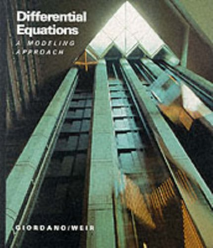 a first course in differential equations 9th edition solutions manual