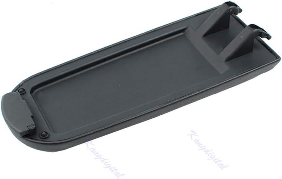 Couvercle laccoudoir cel la Console en Cuir Noir pour VW Golf4 Bora Jetta MK4 99-04