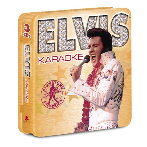 Elvis Karaoke, Collector's Edition by Madacy Special Mkts