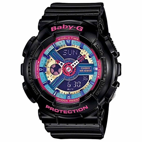 Casio BA112 1A Baby G Multicolor Quartz
