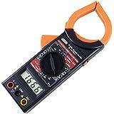 Alicate Amperímetro Digital Preto DT266 l-LEE TOOLS-673129
