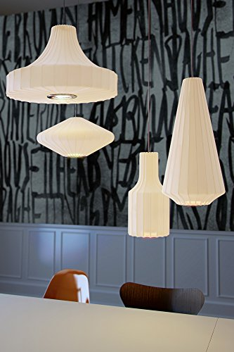 Cocoon Pendant Light in US - 4
