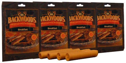 Breakfast Kit (Backwoods Breakfast Sausage Kit)