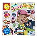 ALEX Toys Craft Fab Badge Maker