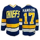 Steve Hanson Charlestown Chiefs *Slapshot* Replica Away Jersey - Size Large