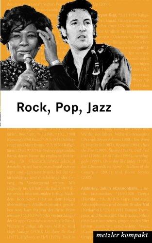 Rock, Pop, Jazz: 800 Bands und Künstler