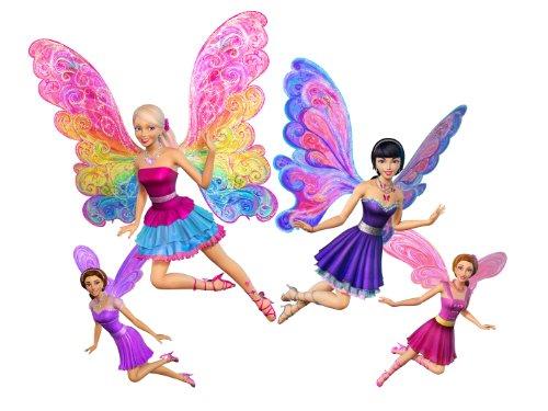 Barbie  Die geheime Welt der Glitzerfeen Amazonde Todd Resnick