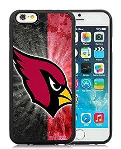 DIY Custom Phone Case For iPhone 6 Arizona Cardinals 24 Black Phone Case For iPhone 6 4.7 Inch Cover Case