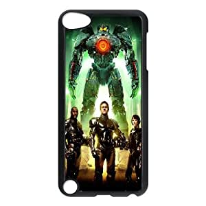 iPod Touch 5 Case Black Pacific Rim Characters JSK829870