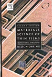 img - for Material Science of Thin Films - Deposition and Structure book / textbook / text book