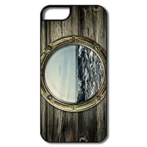 Funny Boat Window IPhone 5/5s Case For Him