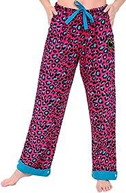 Alexander Del Rossa Women's Flannel Pajama Pants, Long Plaid Cotton Pj Bot
