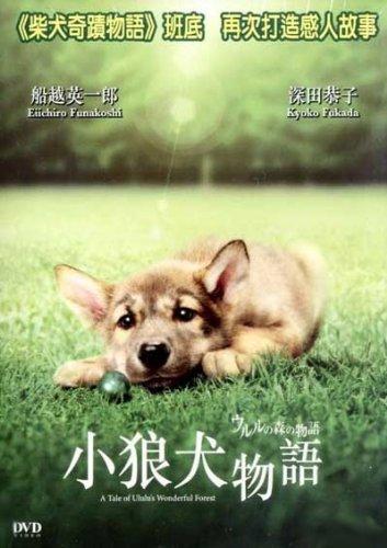 A TALE OF ULULU'S WONDERFUL FOREST - Japanese 2009 movie DVD (Region 3) directed by Makoto Naganuma (English subtitled)
